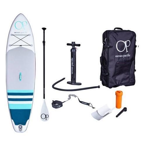 Ocean Pacific Malibu 10'6″ (petrol) -SET