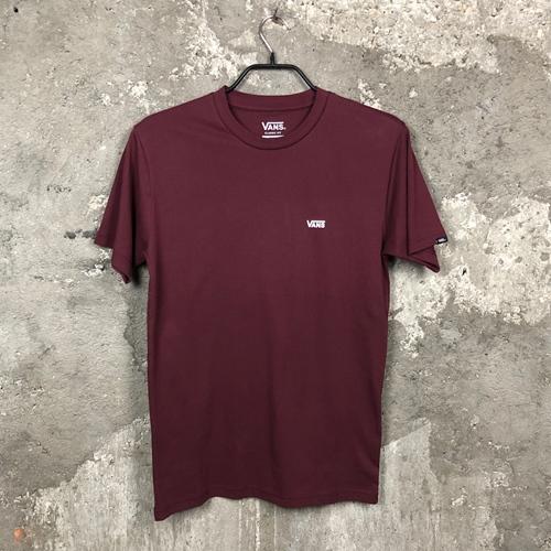 Vans Left Chest Logo (royal) – T-Shirt