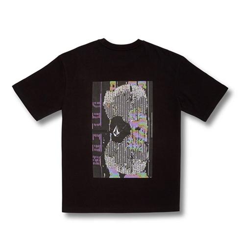 Volcom Flowscillator (blk) – T-Shirt