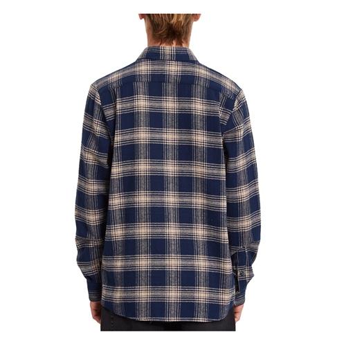 Volcom Tone Stone (indigo) – Hemd