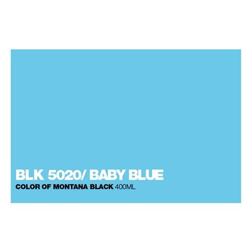 Graffiti Sprühdose BLK5020 Baby Blue