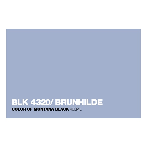Graffiti Sprühdose BLK4320 Brunhilde