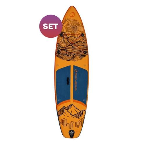 Spinera Light 10'6″ (orange) – SET