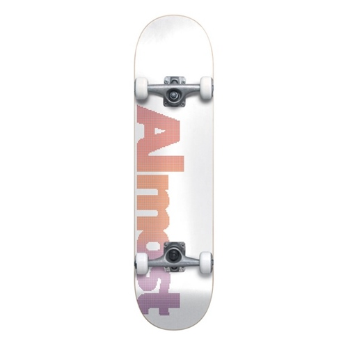 Almost Team Dot Logo 7.75″ – Complete