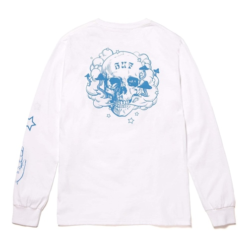 Huf Gratefully Yours (white) – LS