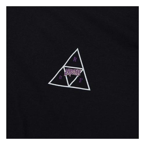 Huf RJB (black) – T-Shirt