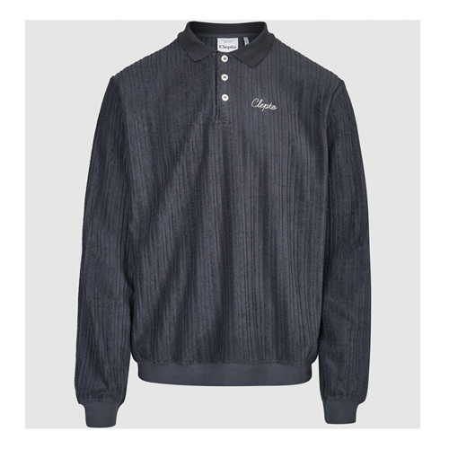 Clepto Archive (graphite) – Polo/LS