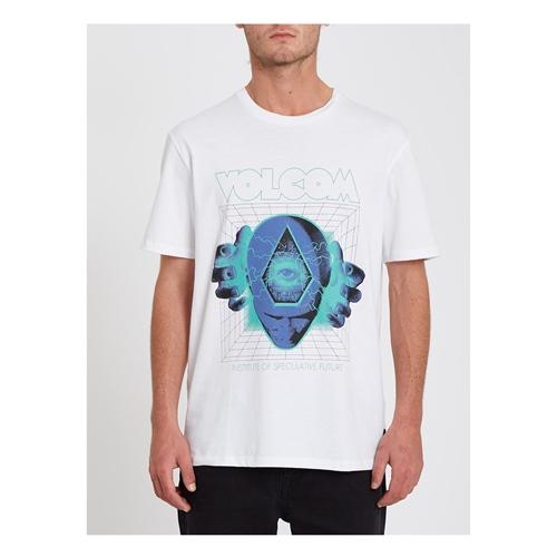 Volcom Max Loeffler FA (white) – T-Shirt