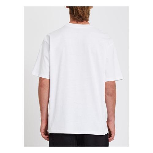 Volcom Marrehead LSE (white) – T-Shirt