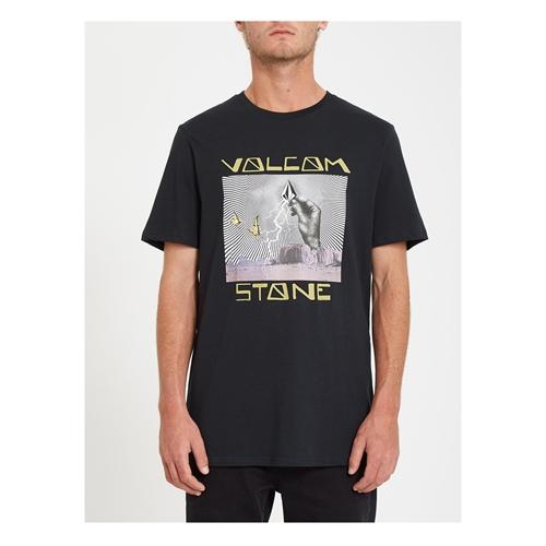 Volcom Stone Strike (black) – T-Shirt