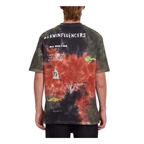 Volcom Pentagram Pizza – T-Shirt