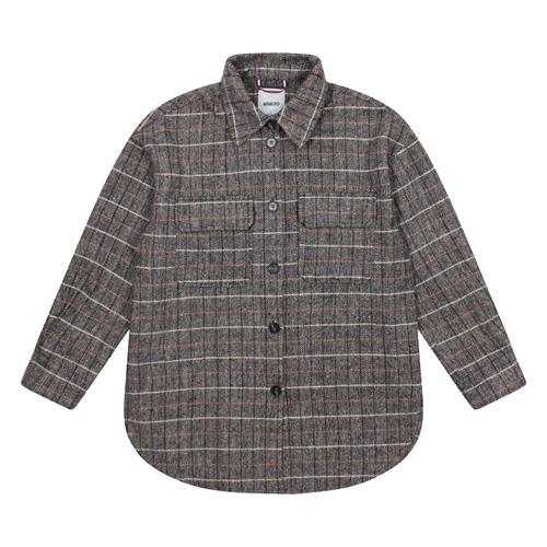 Wemoto Teresa (brown) – Overshirt