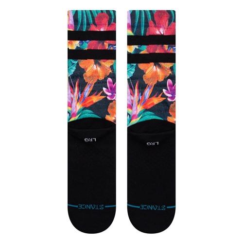 Stance Pau Crew (black) – Socken
