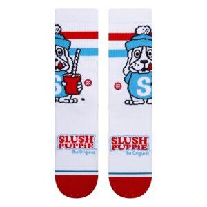 Stance Slush Puppie (white) – Socken