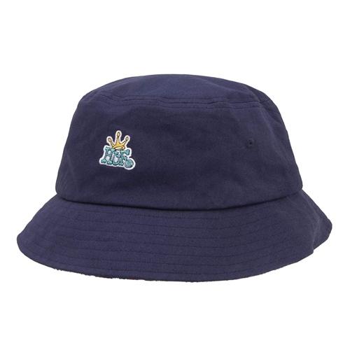 Huf Crown Reversible (navy) – Bucket