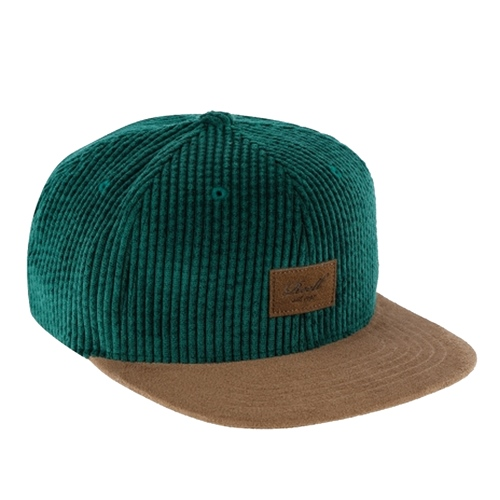 Reell Suede Cord (forest green) – Cap