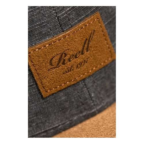 Reell Suede (washed black) – Cap