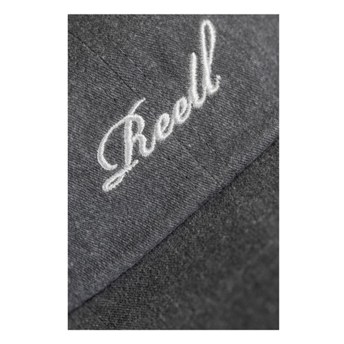 Reell Single Script (charcoal) – Cap