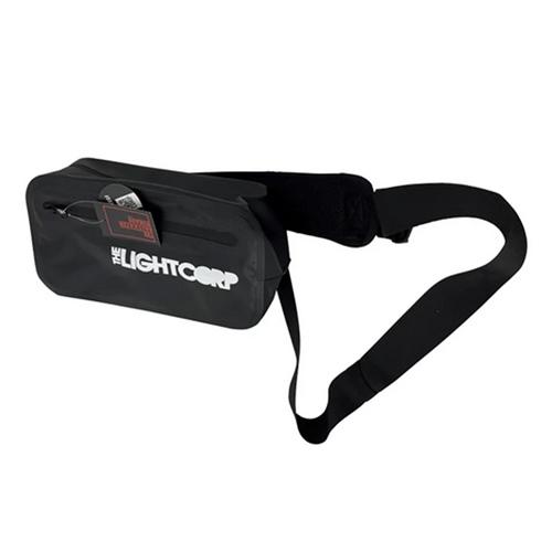 Light Waterproof (black) – Shoulder Bag