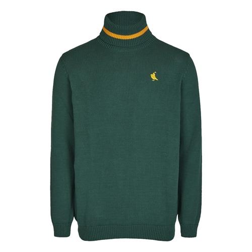 Clepto High Roller (green) – Strick