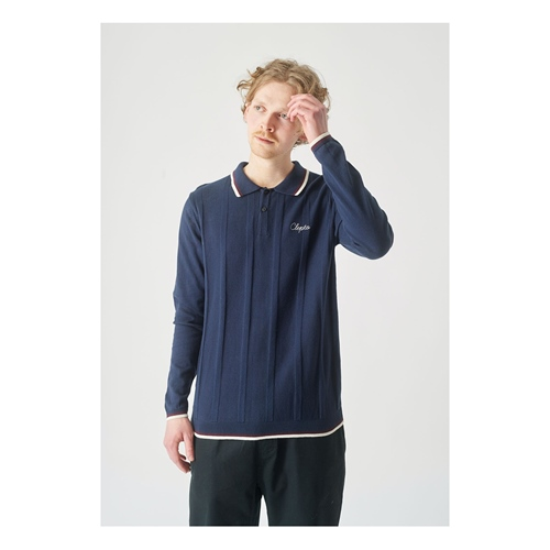 Clepto TV Dad Long (blue) – Polo