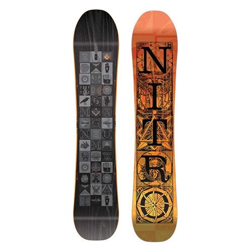 Snowboard Nitro Magnum 18/19