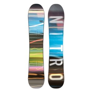 Snowboard Nitro SMP 19/20