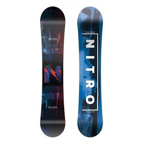 Snowboard Nitro Prime Overlay BRD 19/20