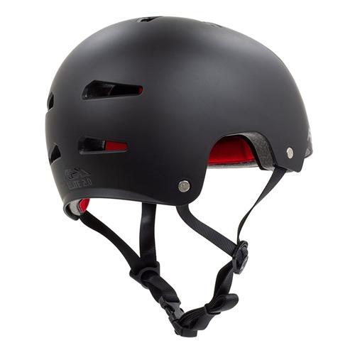 REKD Junior Elite 2.0 (black) – Helm