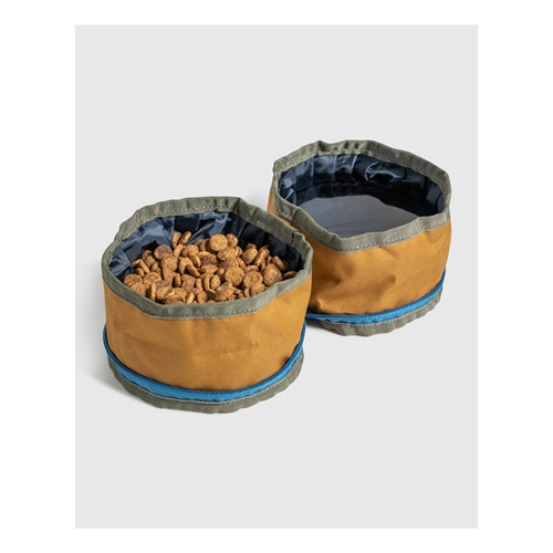 United by Blue Collapsible Dog Bowl