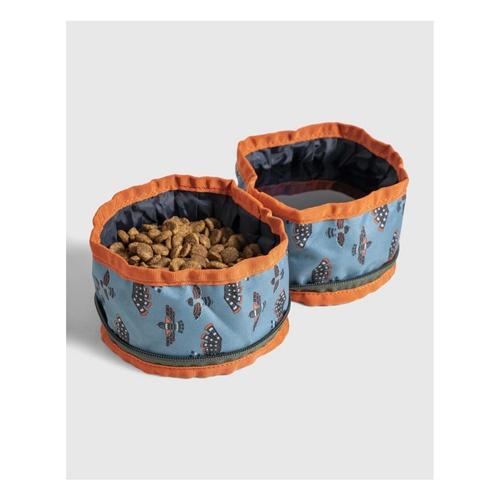 UnitedbyBlue Collapsible Dog Bowl