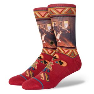 Stance Really Tied (red) – Socken