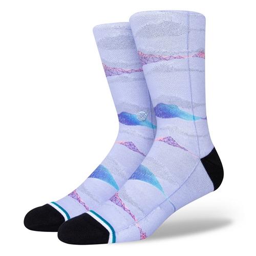Stance Pembroke (purple) – Socken